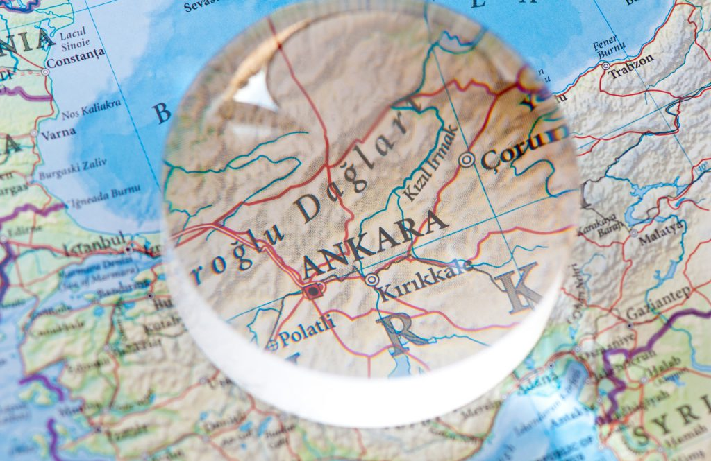Ankara'da Sonuç Veren Hocalar